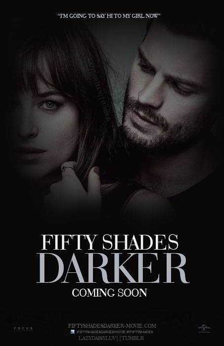 Cinquante Nuances plus sombres (Fifty Shades Of Grey 2: Fifty Shades ...