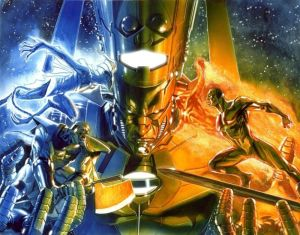 Annihilation – Heralds of Galactus