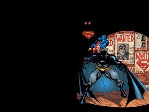 Batman and Superman – Wanted