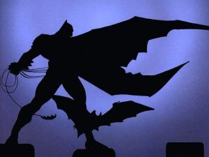 Batman With Bats