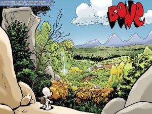 Bone – On The Edge of the Valley