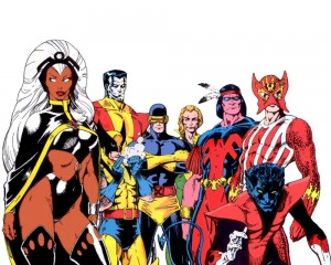 Classic X-Men Inside Cover