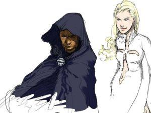 Cloak and Dagger – sketch