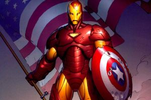 Iron Man Is Captain America