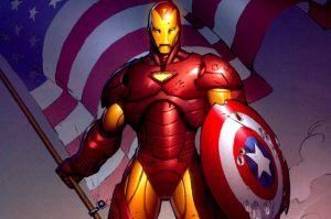 Iron Man Is Captain America