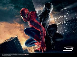 Spider-man 3 – Reflections