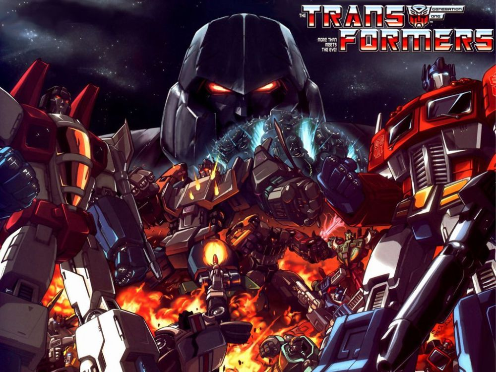 Transformers Fall Of Cybertron 4k Wallpaper Transformers Crew Zoom Comics Daily Comic Book Wallpapers