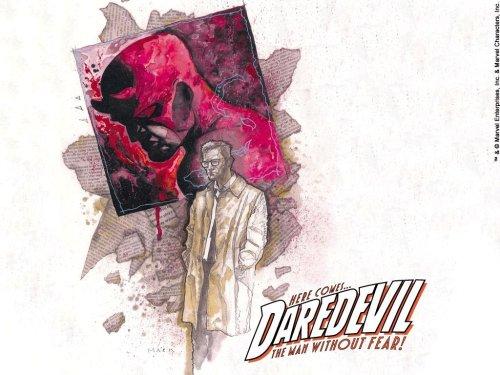 daredevil with reporter