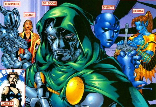 Doctor Doom's Generals