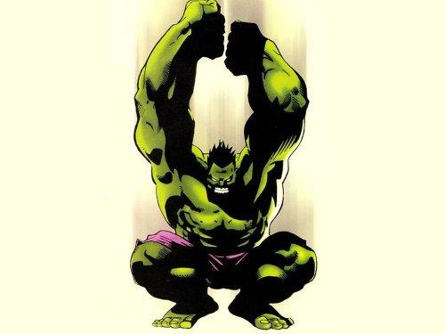 Incredible Hulk Lands