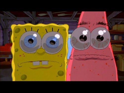 patrick and sponge  bob
