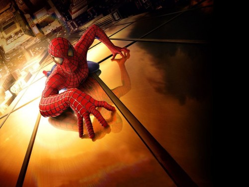 spider-man 3 – wall crawl