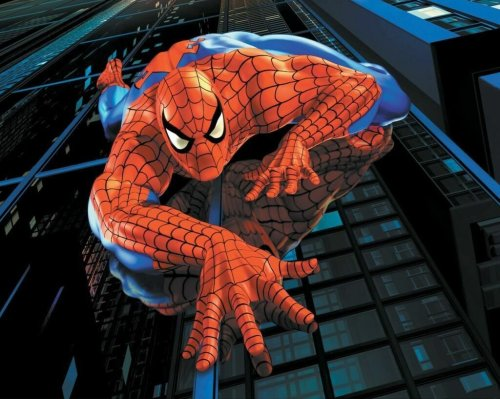 Spider-Man – Wall Crawl
