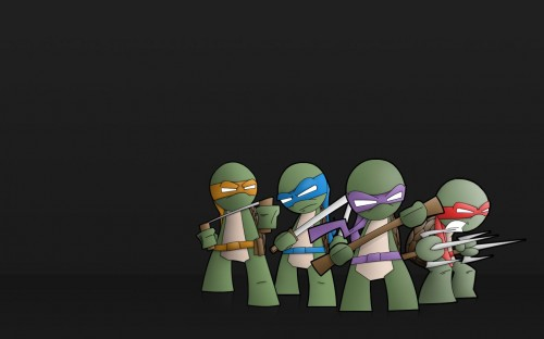 Teenage Mutant Ninja Turtles – Round