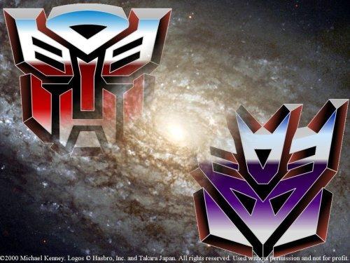 Transformers – Logos