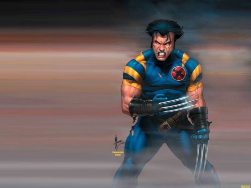 Ultimate Wolverine – fog