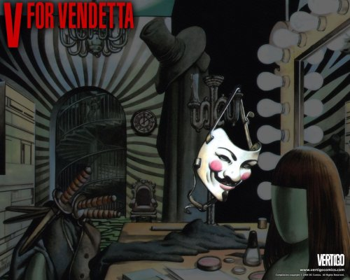 V For Vendetta – Mask