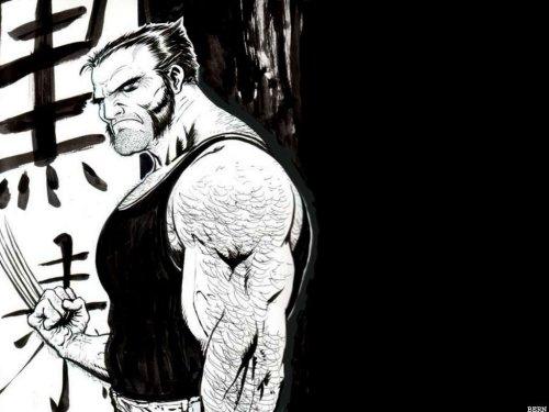 Wolverine – chinese symbols