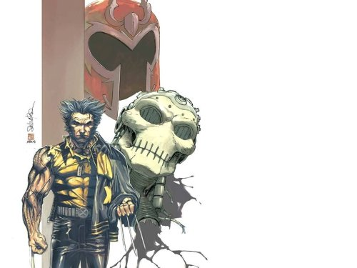 Wolverine – Magneto Xorn helmets