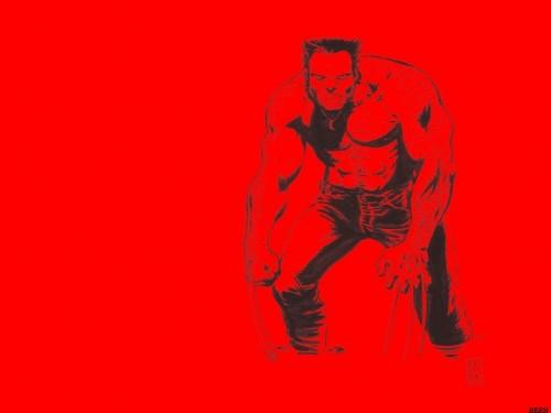 Wolverine – seeing red
