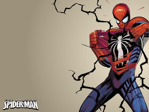 Amazing Spider-Man – Back In Black