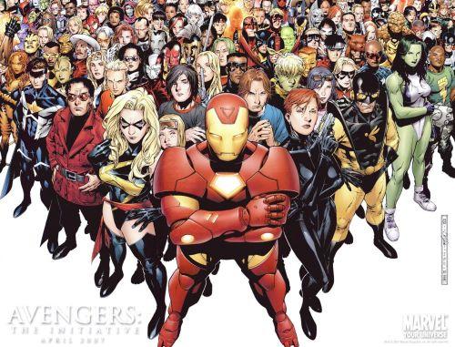 Avengers – Civil War
