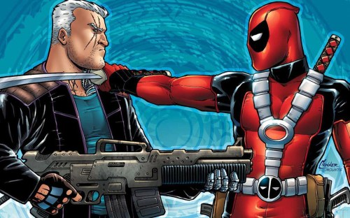 Cable Vs Deadpool