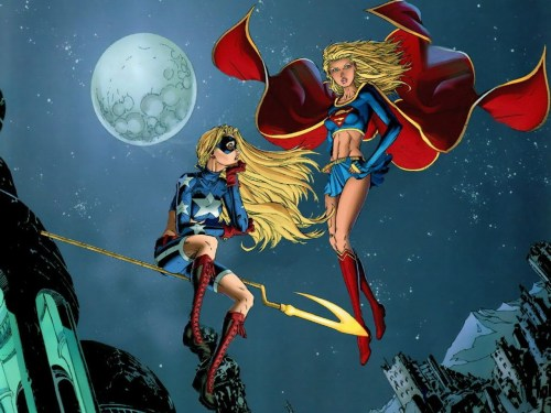 Supergirl and Stargirl