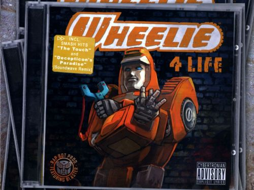 Wheelie For Life – Cybertronian Advisory