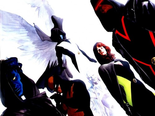 X-men by ross