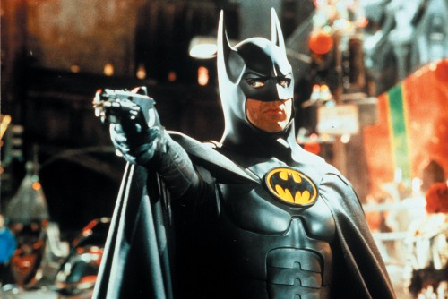 batman has a gun