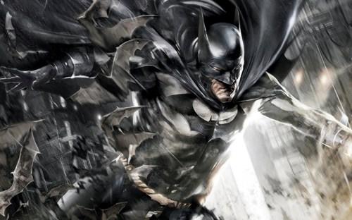 batman in bats