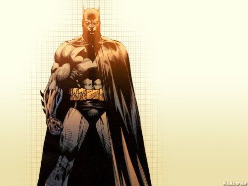 batman – sunlight