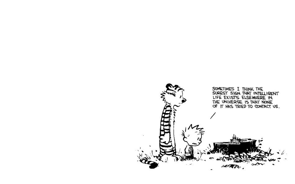 Calvin / Hobbes