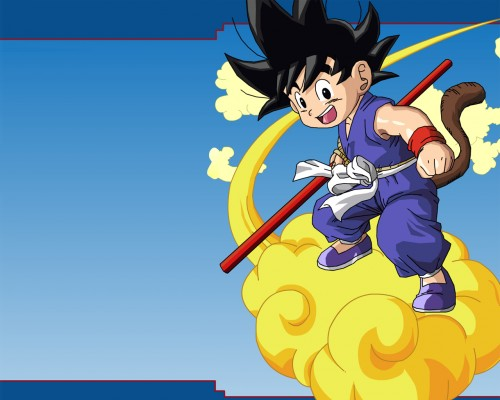 dbz – cloud riders