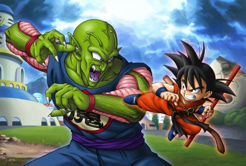 dbz – tiny fight