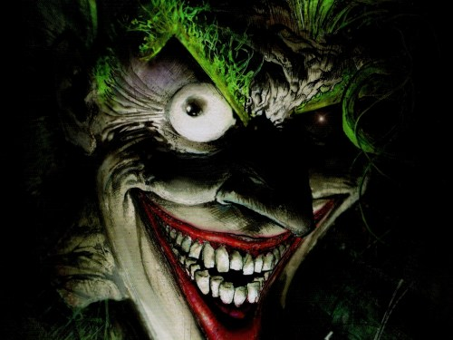 joker is cracked