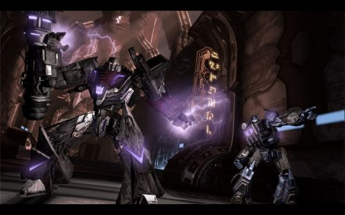 megatron and soundwave