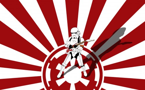 storm trooper rocker