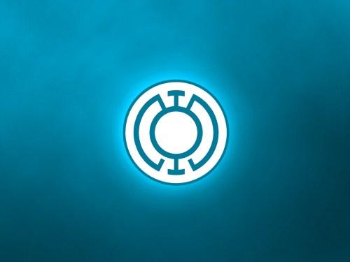 teal lantern logo