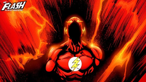 the flash – no body