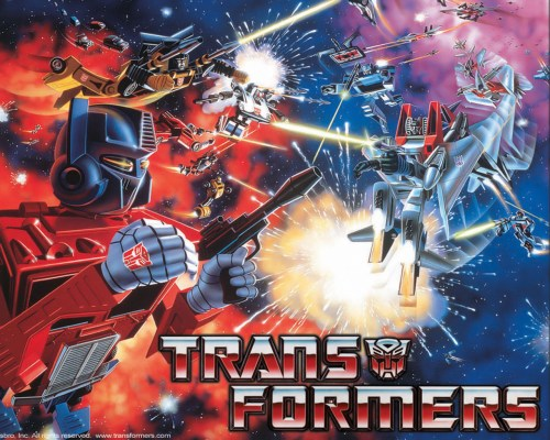 tranformers – war in space