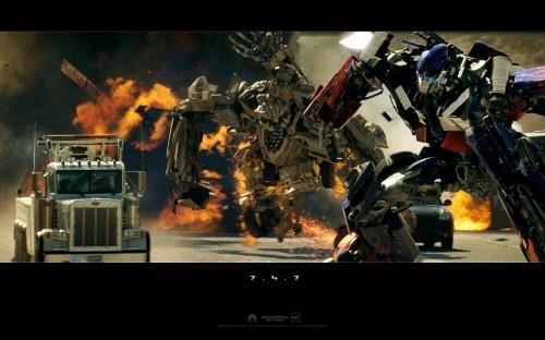 transformers – movie wallpaper