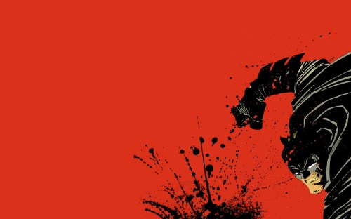 batman – splatter