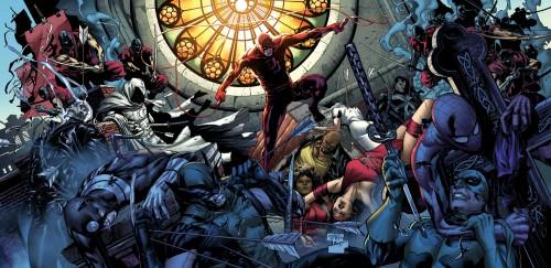 new avengers vs the hand