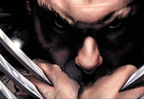 wolverine – claws out