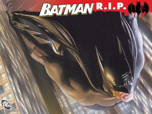 batman- RIP