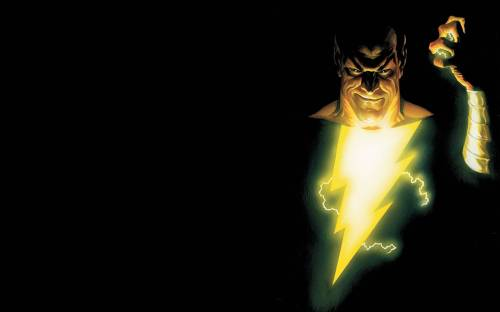black adam holds power