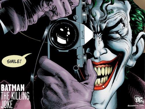 the joker – smile
