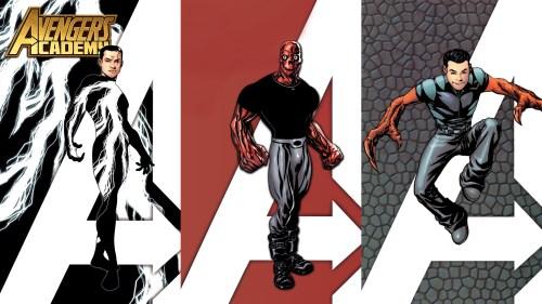 avengers academy trio 1